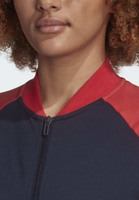adidas Performance - TRACKSUIT - Tracksuit - blue/red/white - 4