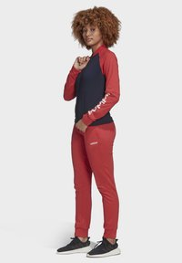 adidas Performance - TRACKSUIT - Tracksuit - blue/red/white - 3