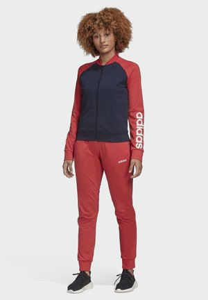 TRACKSUIT - Trainingsanzug - blue/red/white