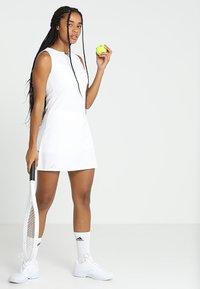 adidas Performance - CLUB DRESS SET - Abbigliamento sportivo - white - 1