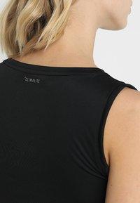 adidas Performance - CLUB DRESS SET - Jurken - black - 8