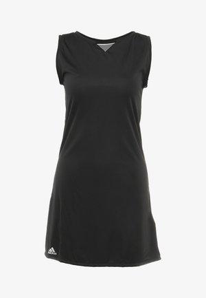 CLUB DRESS SET - Sportovní šaty - black