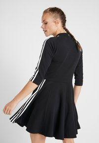 adidas Performance - DRESS - Jerseykjole - black - 2