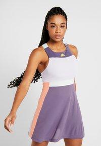 adidas Performance - DRESS HEAT.RDY - Sports dress - purple - 0