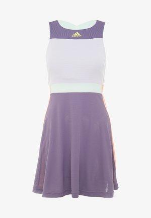 DRESS HEAT.RDY - Sportskjole - purple