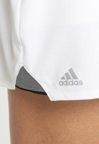 adidas Performance - CLUB SKIRT - Spódnica sportowa - white - 6