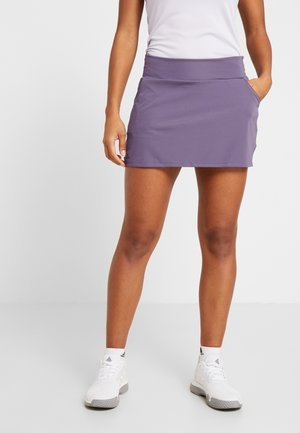 CLUB SKIRT - Sports skirt - purple
