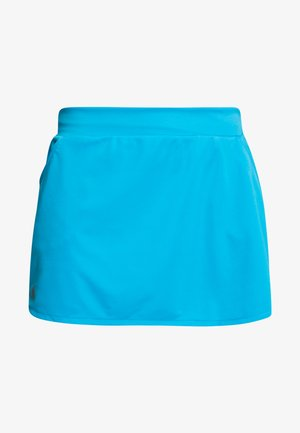 CLUB SKIRT - Sports skirt - blue/grey