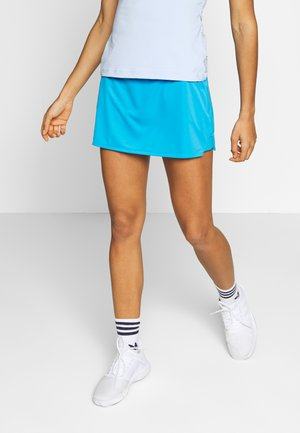 CLUB SKIRT - Spódnica sportowa - blue/grey