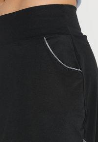 adidas Performance - CLUB SKIRT - Sportovní sukně - black - 3