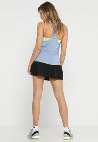 adidas Performance - CLUB SKIRT - Sportovní sukně - black - 2