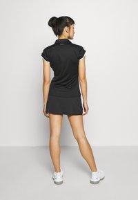adidas Performance - CLUB SKIRT - Sportovní sukně - black/silver/white - 2