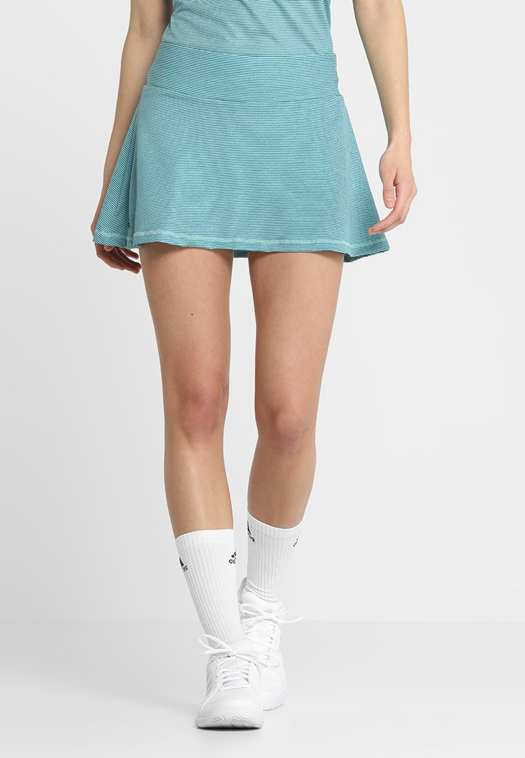 adidas Performance - PARLEY SKIRT - Sportsnederdel - blue