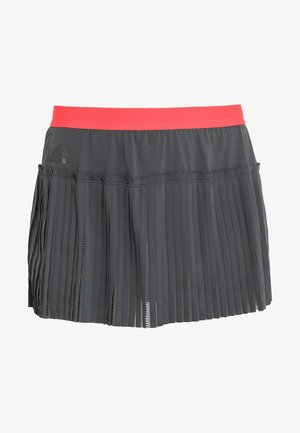 SKIRT - Sports skirt - grey six/show red
