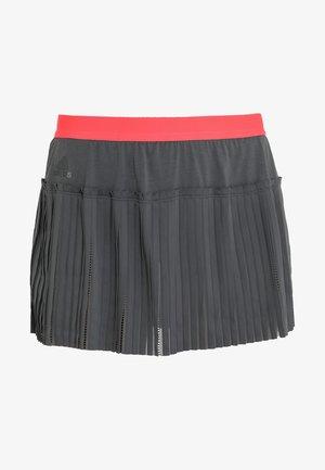 SKIRT - Sports skirt - grey six/show red