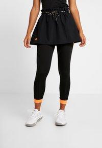 adidas Performance - 2-IN-1 SKIRT - Sports skirt - black - 0