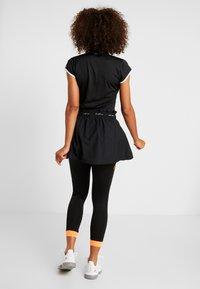 adidas Performance - 2-IN-1 SKIRT - Sports skirt - black - 2