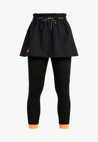 adidas Performance - 2-IN-1 SKIRT - Sports skirt - black - 6
