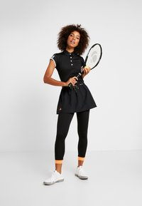 adidas Performance - 2-IN-1 SKIRT - Sports skirt - black - 1