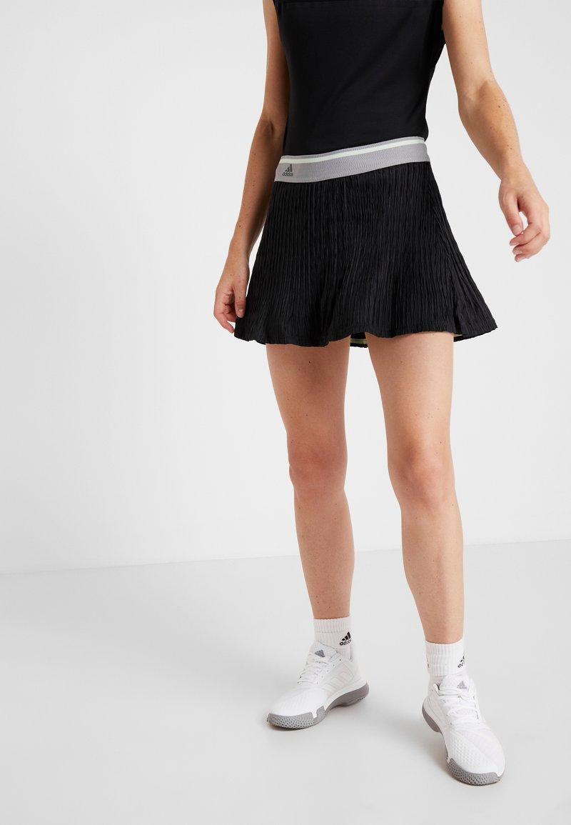 adidas Performance - MCODE SKIRT - Sportrock - black