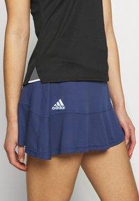 adidas Performance - MATCH SKR H.RDY - Sports skirt - blue - 3