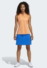 adidas Golf - ULTIMATE SPORT SKIRT - Gonna sportivo - blue - 1