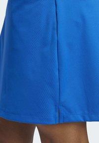 adidas Golf - ULTIMATE SPORT SKIRT - Gonna sportivo - blue - 5