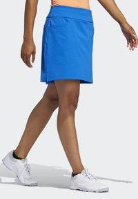 adidas Golf - ULTIMATE SPORT SKIRT - Gonna sportivo - blue - 3