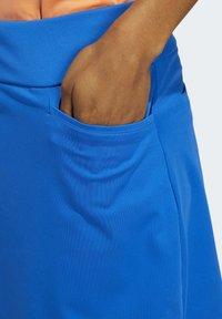 adidas Golf - ULTIMATE SPORT SKIRT - Gonna sportivo - blue - 4