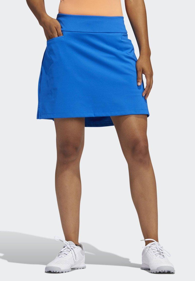 adidas Golf - ULTIMATE SPORT SKIRT - Gonna sportivo - blue