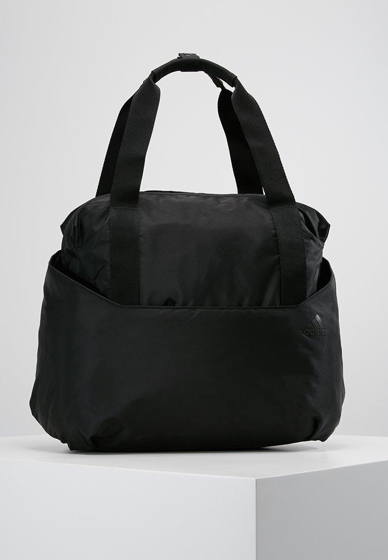 adidas Performance - Sportväska - black/black/black