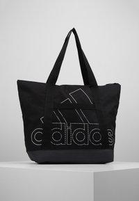 adidas Performance - TOTE - Sportväska - black - 0