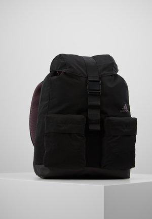 Rucksack - black/black