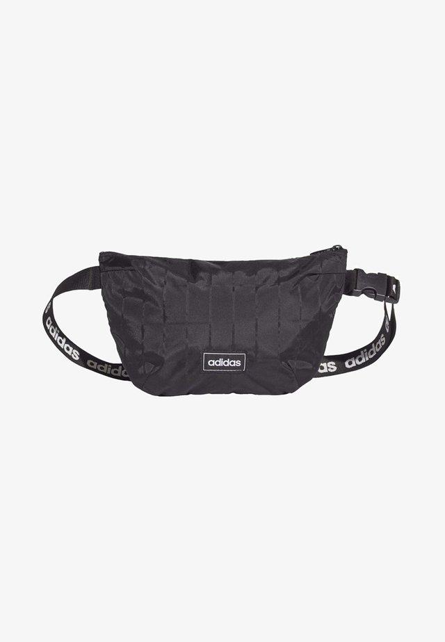 T4H WAIST BAG - Sac bandoulière - black
