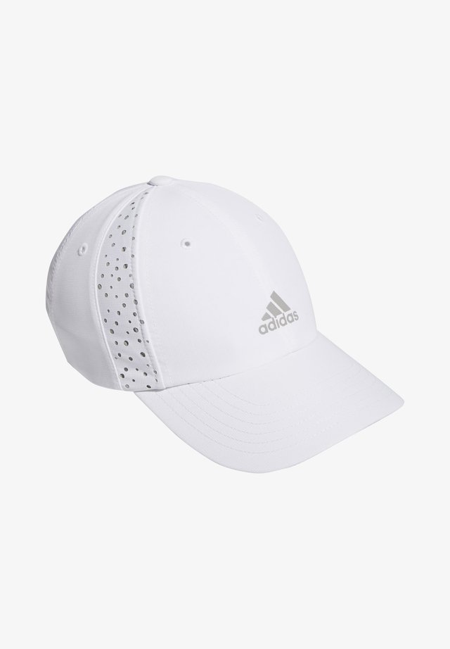 PERFORMANCE PERFORATED CAP - Caps - white