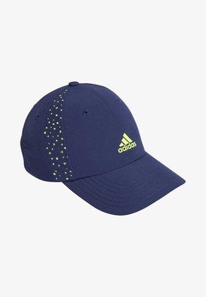 PERFORMANCE PERFORATED CAP - Pet - blue