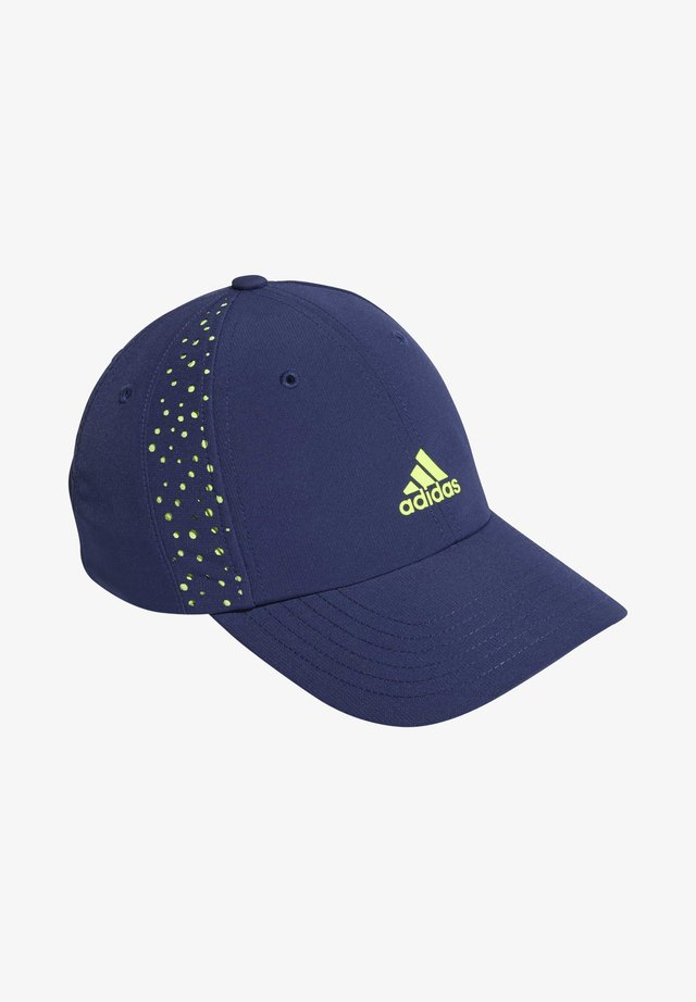 PERFORMANCE PERFORATED CAP - Keps - blue