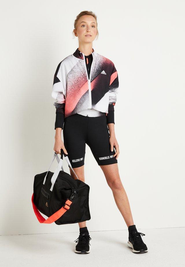 ID DUFFEL BAG - Sports bag - black