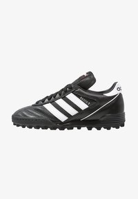 adidas Performance - KAISER 5 TEAM TF - Astro turf trainers - black/running white - 0