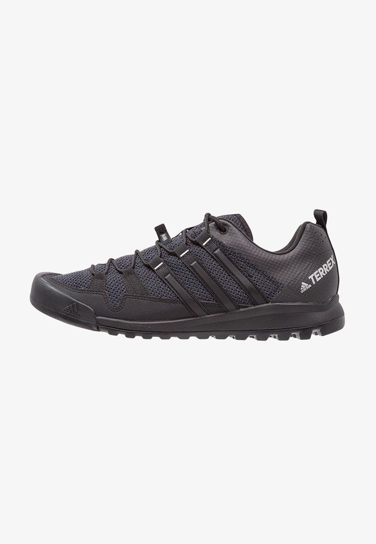 Terrex De core Marche Black Dark Grey Adidas Performance solid Grey SoloChaussures WD9EHY2I