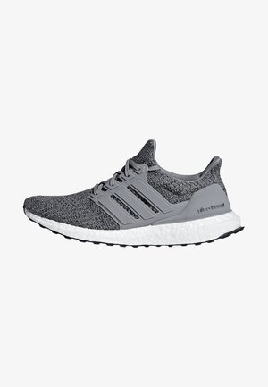 ULTRABOOST SHOES - Neutral running shoes - grey/grey/core black
