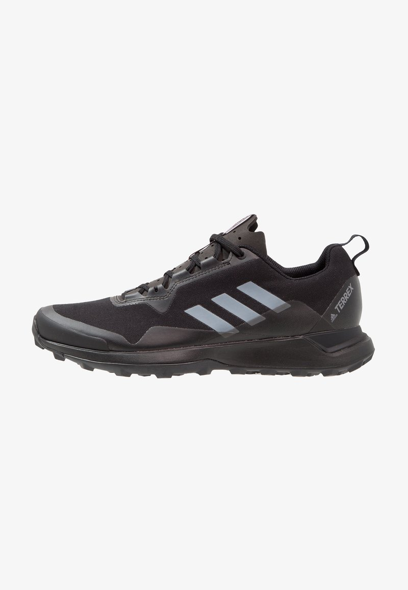adidas Performance - TERREX CMTK - Zapatillas de trail running - core black/footwear white/grey three