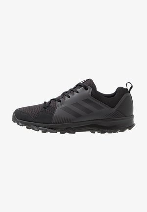 TERREX TRACEROCKER TRAIL RUNNING SHOES - Løbesko trail - core black/utility black