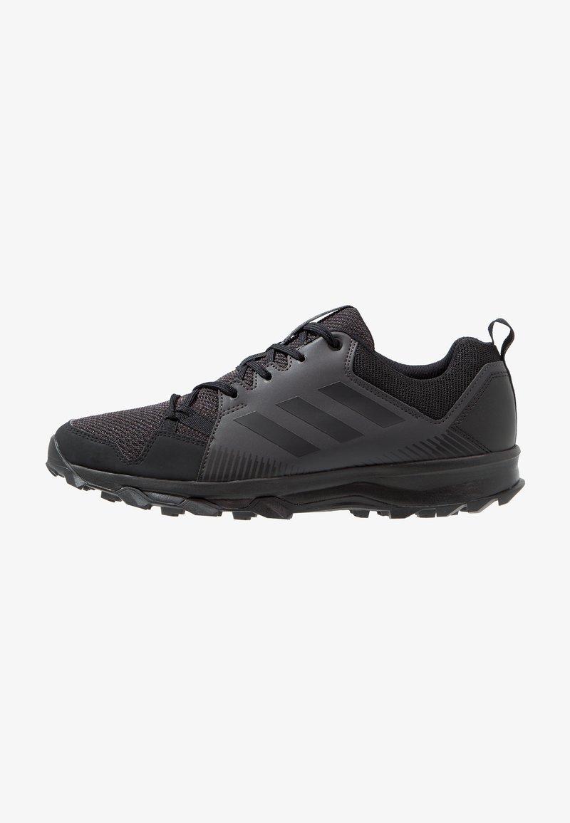 adidas Performance - TERREX TRACEROCKER TRAIL RUNNING SHOES - Löparskor terräng - core black/utility black