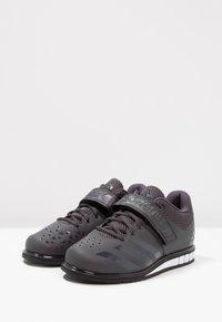 adidas Performance - POWERLIFT.3.1 - Sportovní boty - black - 2