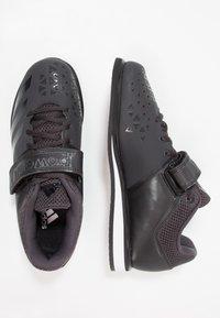 adidas Performance - POWERLIFT.3.1 - Sportovní boty - black - 1