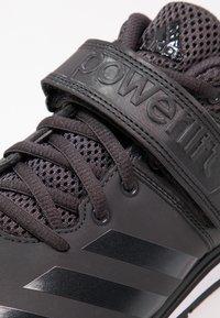 adidas Performance - POWERLIFT.3.1 - Sportovní boty - black - 5