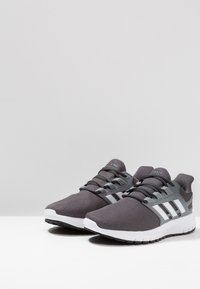 adidas Performance - ENERGY CLOUD 2 - Neutral running shoes - grey five/footwear white/grey - 2