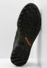 adidas Performance - TERREX SWIFT R2 HIKING SHOES - Hiking shoes - coren black - 4