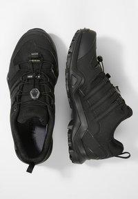 adidas Performance - TERREX SWIFT R2 GORE-TEX - Zapatillas de senderismo - black - 1